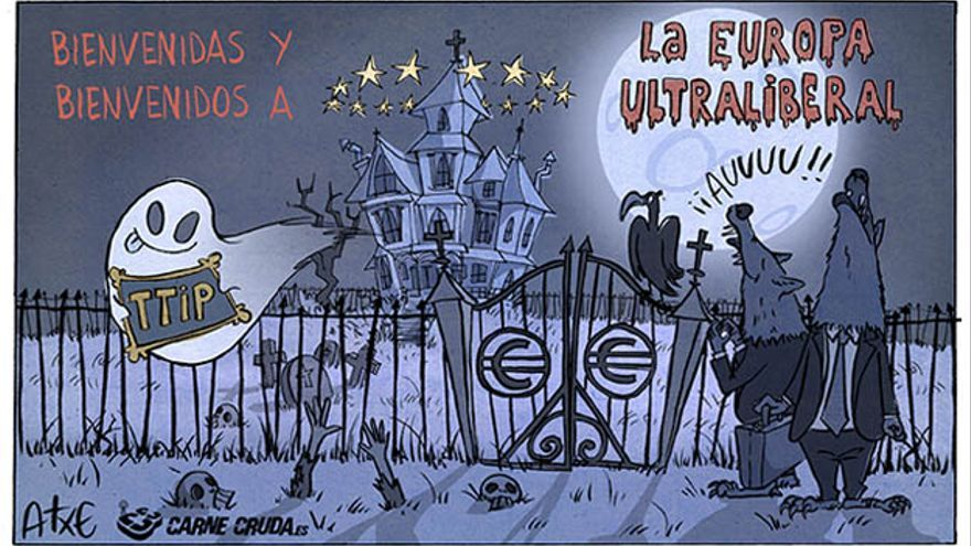 La Europa del terror