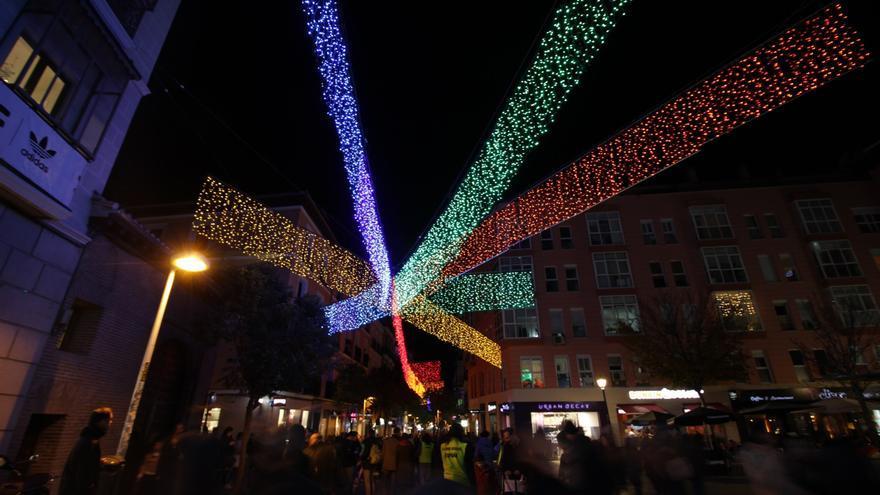 Luces de Navidad en Fuencarral | RAQUEL ANGULO