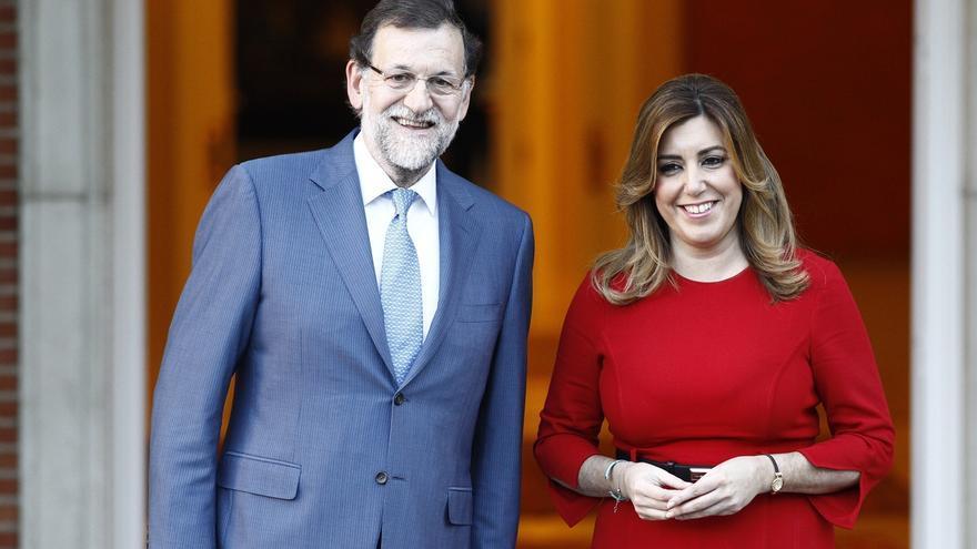 Díaz acuerda con Rajoy evaluar las prioridades para el plan Juncker y solventar la devolución de los 426 millones