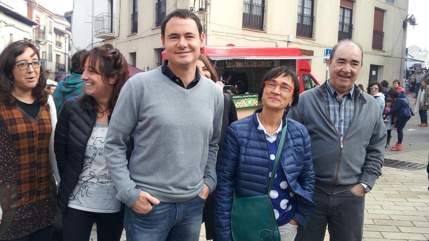 """EH Bildu acudirá este lunes al Parlament para """"decir a los catalanes que el pueblo vasco comparte su camino"""""""
