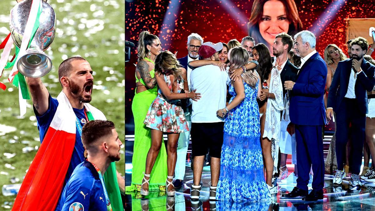Las finales de Eurocopa 2020 y 'Supervivientes 2021', claves del mes de julio en Telecinco