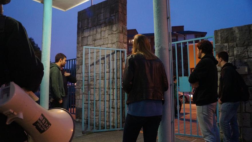 Un 85% de los estudiantes de Cantabria han secundado la huelga, según el Colest