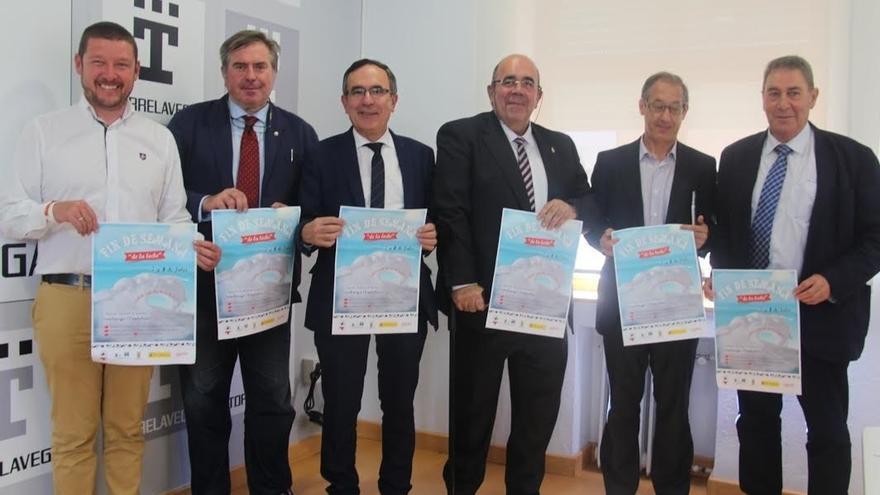 AMPL Torrelavega será la capital del sector lácteo y ganadero con su 'Fin de semana de la leche'