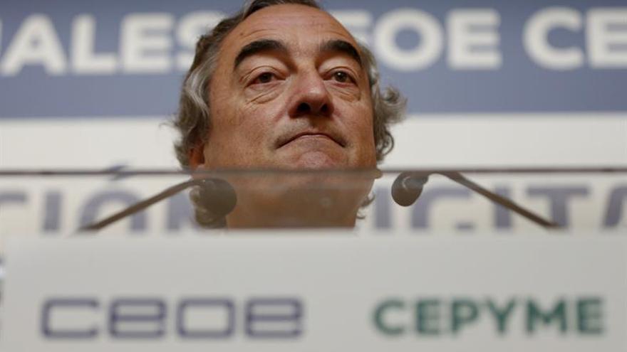 La CEOE destaca el dinamismo y la fortaleza de la economía española