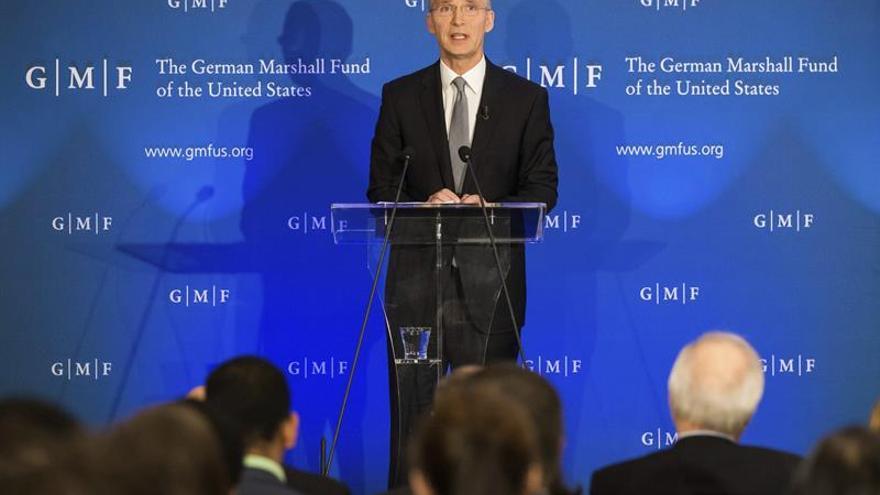 La OTAN espera que Trump mantenga el liderazgo de EEUU en la alianza