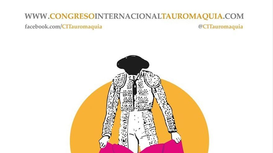 Cartel I Congreso Internacional de Tauromaquia, Albacete, 2015