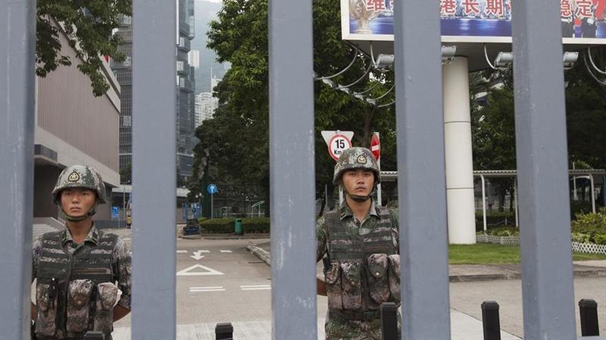 Miles de chinos protestan por cambios en el sistema de acceso a las universidades