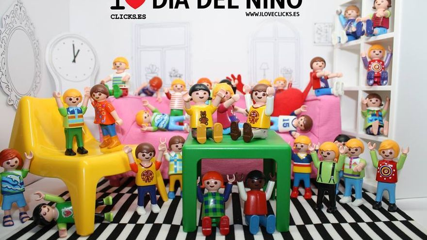 I love Día del Niño