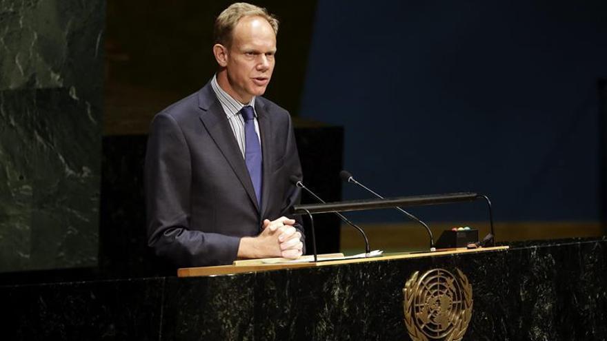 Países y activistas exigen acabar con la impunidad de los crímenes del EI