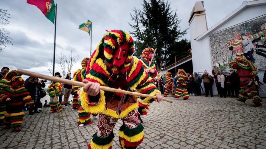 El Carnaval de Podence, en Portugal, entra en la Lista de Patrimonio de Unesco