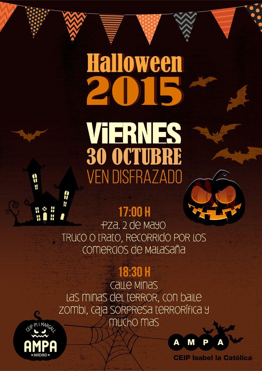 Cartel Halloween 2015