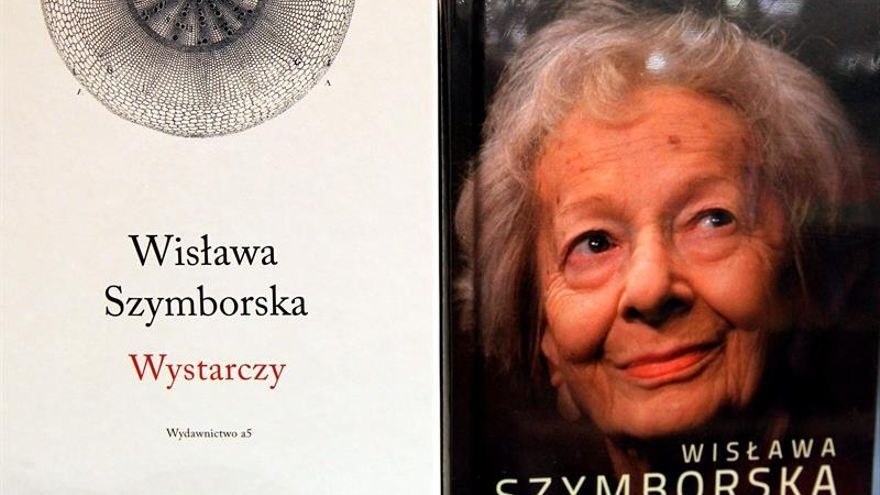 Toda la prosa de la poeta Szymborska reunida por primera vez en un libro