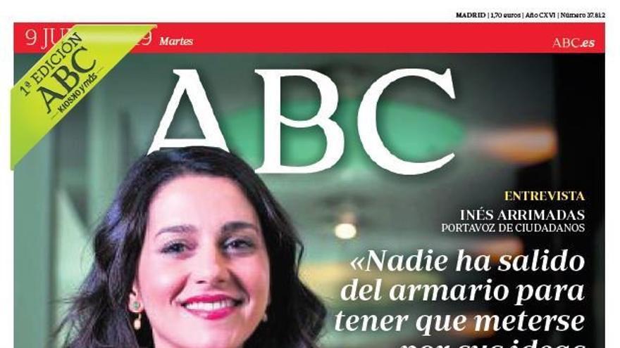 ABC, 9 de Julio de 2019