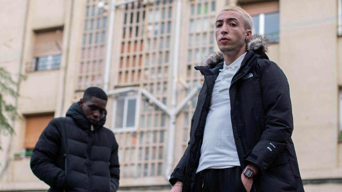 El Bobe y Ghetto Boy