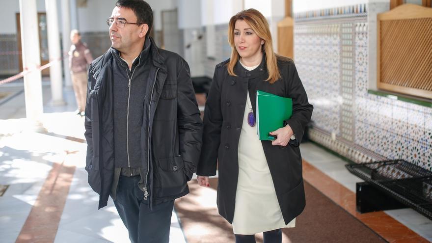 Ejecutiva del PSOE-A aborda el lunes una reestructuración del Grupo Parlamentario con la salida de Jiménez como portavoz
