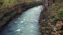 Restos de selenio, hidrocarburos y metales pesados contaminan el río Huerva