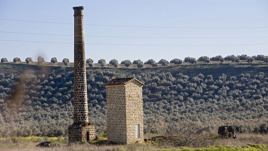 Rutas industriales en Andalucía
