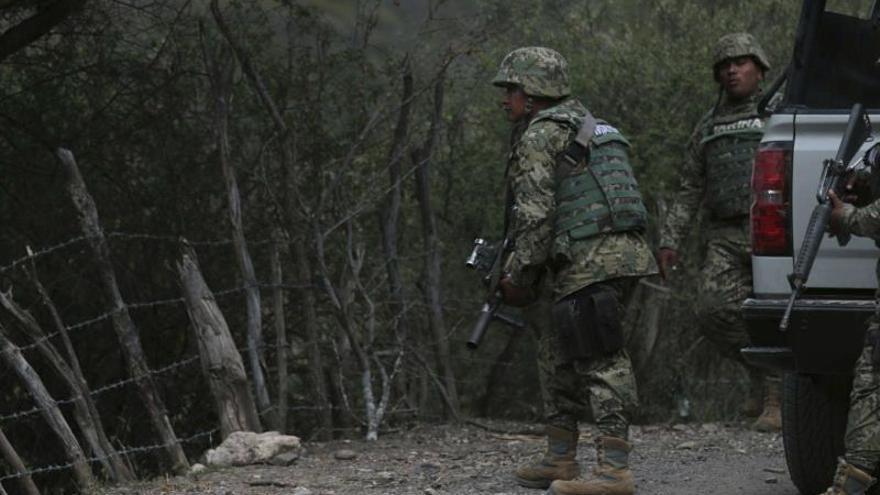 Un soldado y 14 civiles mueren en enfrentamiento armado en México