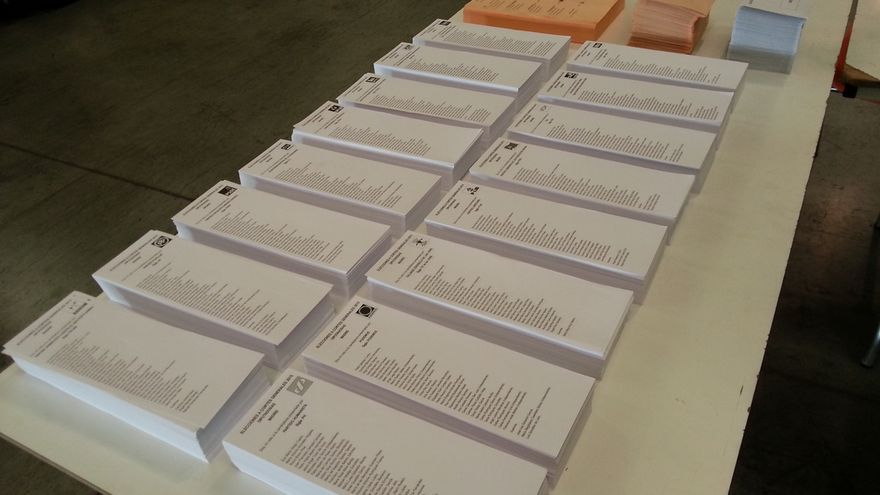 S lo un 8 por ciento de los residentes en el exterior ha for Oficina del censo electoral madrid