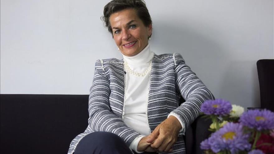 """Figueres: """"No hay ningún país que haya hecho su mayor esfuerzo"""" hacia COP21"""
