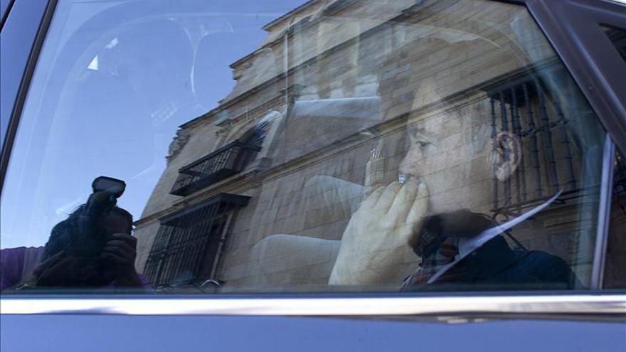 Marcos Martínez seguirá hasta final de año presidiendo la Diputación de León