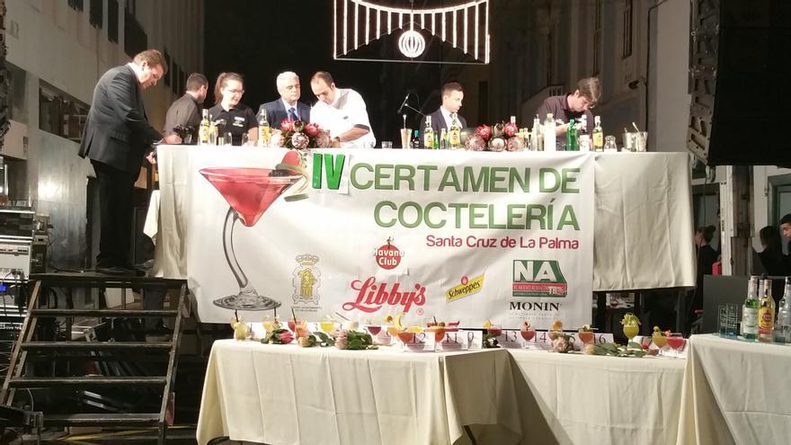 En la imagen, celebración de IV Certamen de Coctelería. Foto: LUZ RODRÍGUEZ