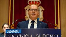 El fiscal de Ourense pide juzgar a la mujer que acusó a Baltar de ofrecerle empleo a cambio de sexo