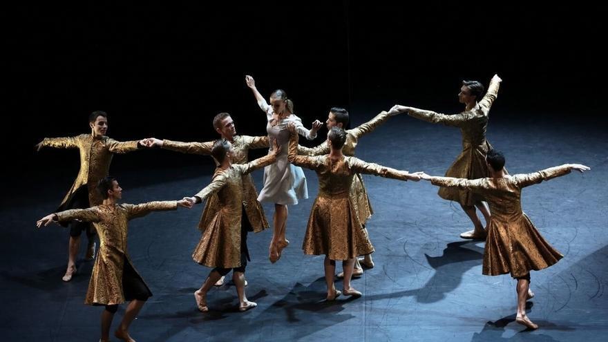 'La Bella y la Bestia' del Malandain Ballet Biarritz recala este domingo en el Palacio de Festivales