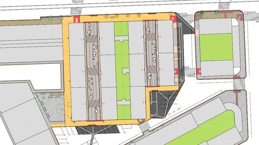 Proyecto para reurbanizar el entorno de la Colonia San Miguel y renovar las redes de abastecimiento