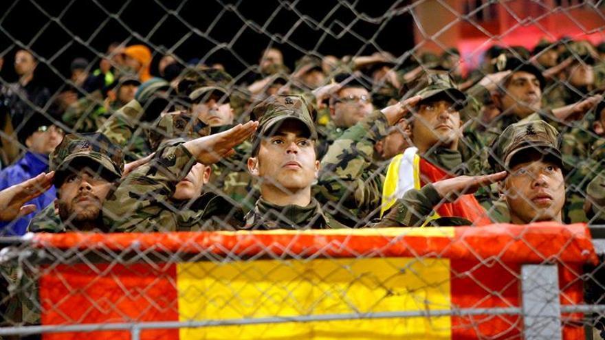 El Ejército celebra el 25 aniversario de su despliegue en Bosnia