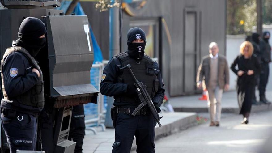 Fuerte explosión cerca de centro de policía en la ciudad turca de Diyabarkir