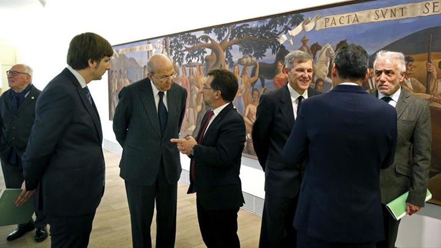 Plácido Arango: Me gusta más ver los cuadros en un museo que en mi casa
