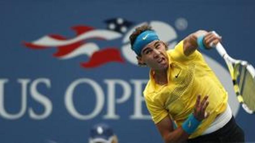 """Nadal: """"Me gustaría sacar como Karlovic y tener la volea de Federer"""""""