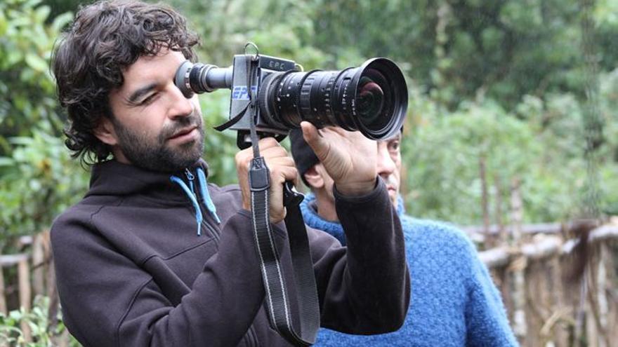 El director canario Mateo Gil