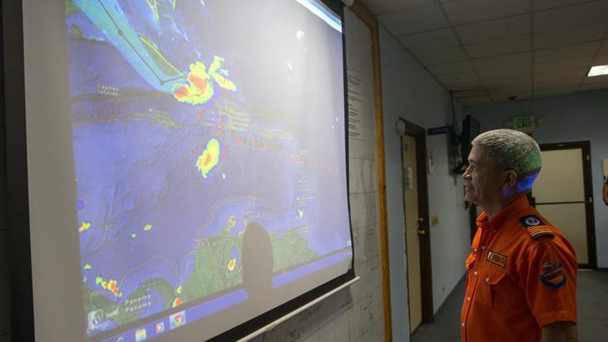 Se forma en el Caribe la tormenta tropical Franklin, la séptima de la temporada