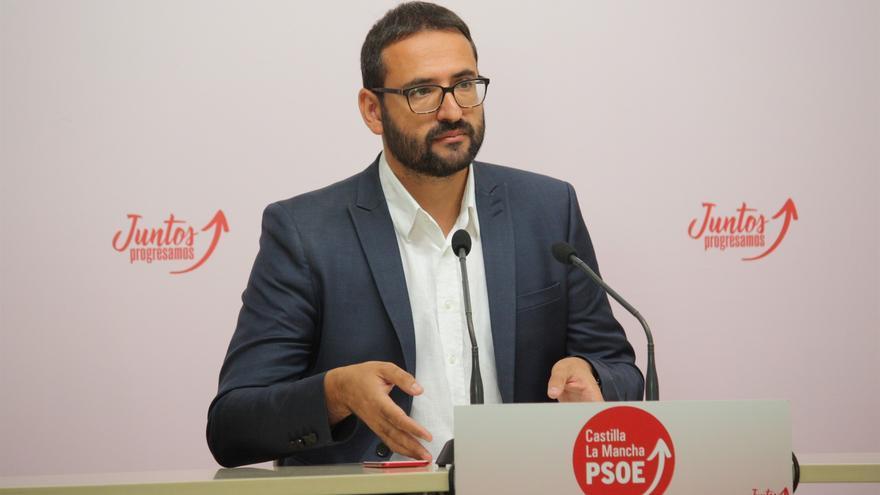 Sergio Gutiérrez FOTO: PSOE