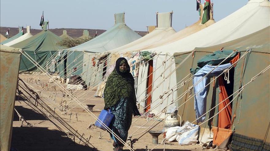 Una delegación de GUE visita los campamentos de refugiados saharauis