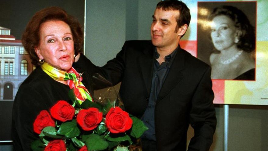 """Luis Merlo, """"mi tía fue un actriz y un ser humano único e irrepetible"""""""