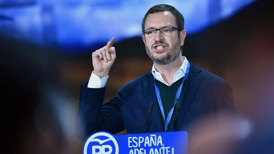 """El PP ve el desarme de ETA como """"insuficiente"""" y pide que no se """"reescriba la historia"""""""