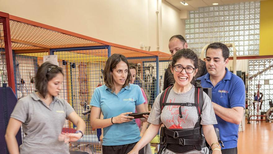 En Nipace trabajan para mejorar la calidad de vida de las personas con parálisis cerebral