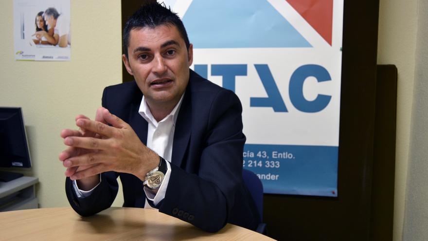 Eduardo Abda ha sido elegido como nuevo secretario general de la unión de autónomos UPTA.