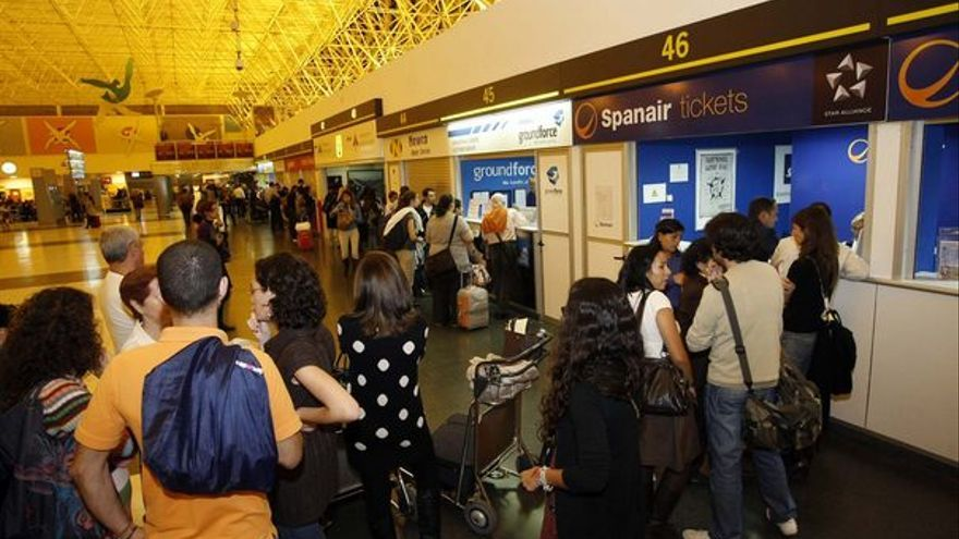 Del caos aéreo en Canarias (I) #5