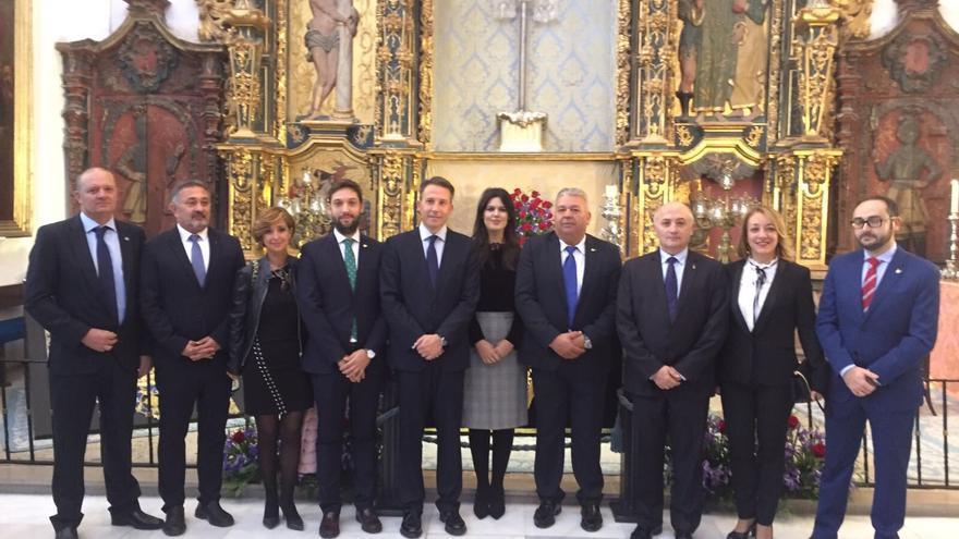 La Comunidad destina 12.489 euros para restaurar el Cristo de la Buena Muerte de Lorca