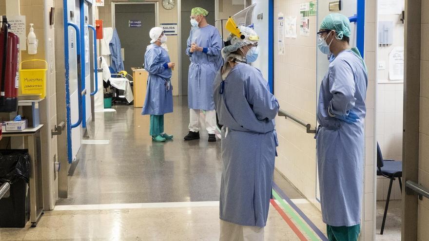 Castilla-La Mancha registra más de 500 casos nuevos y 10 fallecidos con COVID-19 en las últimas 24 horas