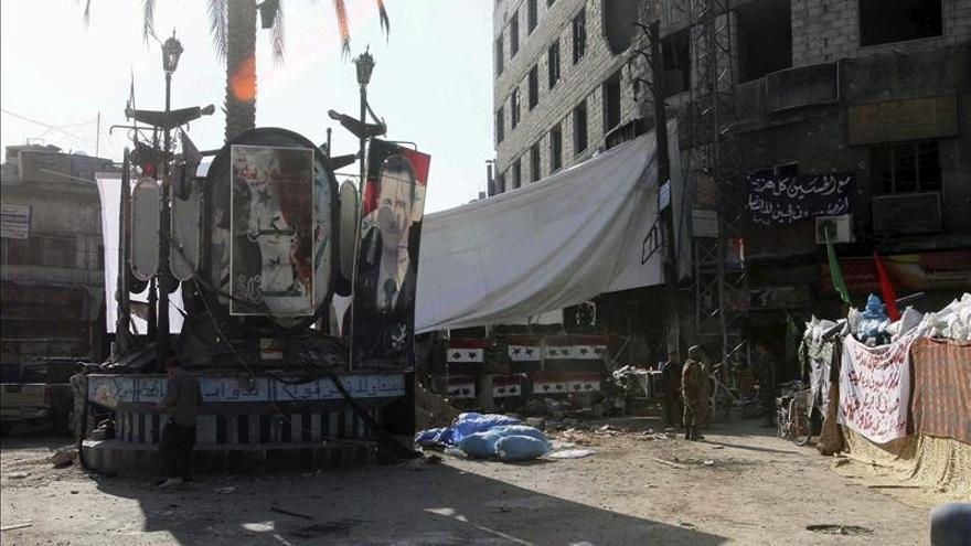 El presidente sirio decreta un indulto para los desertores que se entreguen en el próximo mes