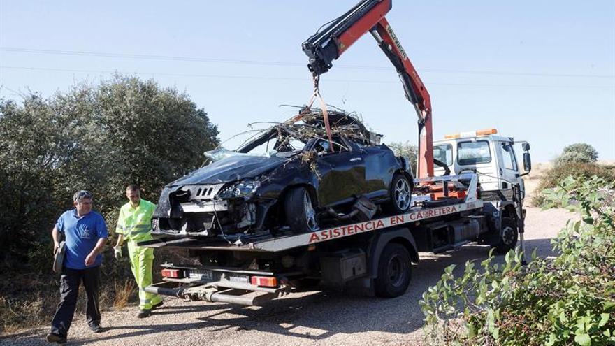 Fallece una mujer y un niño resulta herido en un accidente de tráfico en Zamora