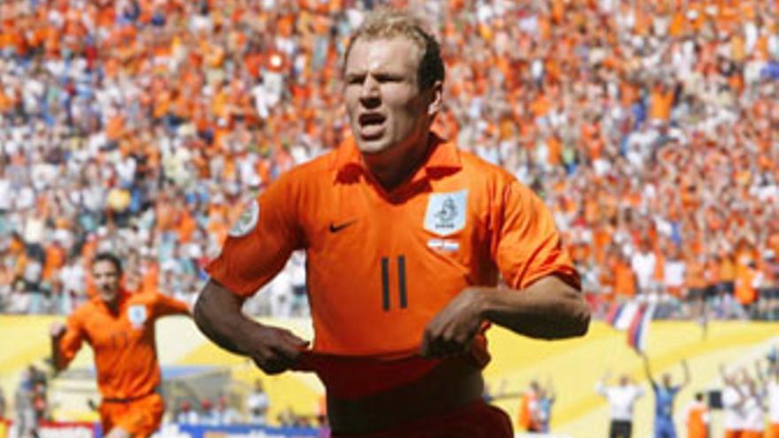 Robben se perderá el primer partido del Mundial.