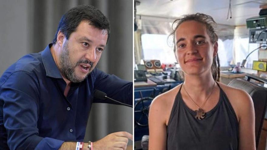 Creonte y Antígona, 2019