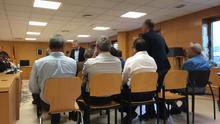 """Décimo primera sesión del juicio por el """"pelotazo"""" que supuso la compra del frente de la principal playa de Santa Cruz de Tenerife."""
