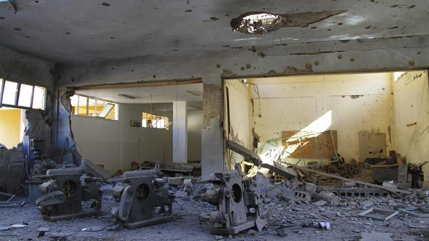 Diez muertos en nuevos bombardeos del mariscal Hafter sobre el sur de Libia